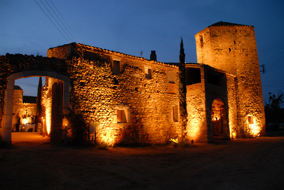 Vallgornera Castle ideal for a wedding